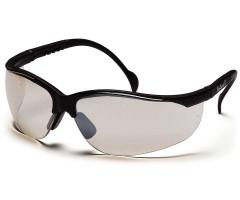 Очки стрелковые Pyramex Venture 2 SB1880S, зеркально-серые линзы