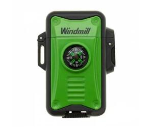 Зажигалка Windmill Field Max Lighte Green