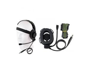 Гарнитура Z-Tactical Z029-BK (Наушники с микрофоном) Bowman Evo III