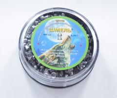 Пули Шмель «Охота» (оживальные) 4,5 мм, 0,75 г, 400 штук
