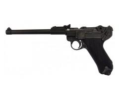 Макет пистолет Люгер P08, артиллерийская модель (Германия, 1917 г.) DE-1145