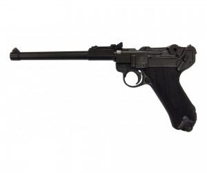 Макет пистолет Luger Parabellum P08, артиллерийский (Германия, 1917 г.) DE-1145