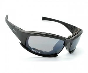 Очки защитные Daisy A.C.M X7 Outdoor Tactical, 4 сменные линзы