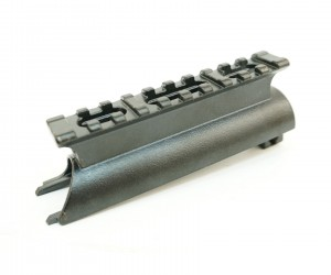 Крышка ствольной коробки СКС с планкой Weaver (BH-MR14)