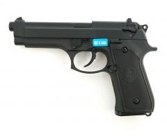 Страйкбольный пистолет WE Beretta M92 GBB Black (WE-M001)