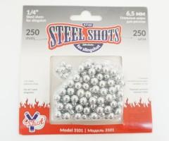 Шары для рогаток Y-Shot 3101, 6,5 мм (250 штук)