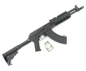 Страйкбольный автомат LCT AK-104, телескоп. приклад (TX-M)
