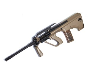 Страйкбольная винтовка ASG Steyr AUG A2 Proline Tan (18559)
