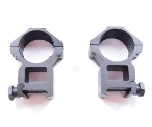 Кольца 25,4 мм на Weaver, средние (BH-RS26)