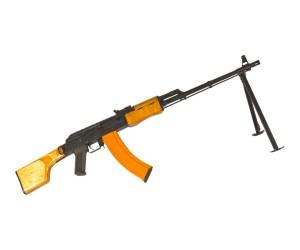 Страйкбольный пулемет Cyma РПКС-74, дерево (CM.052S)