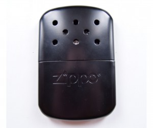 Грелка для рук Zippo Hand Warmer, черная (40286)