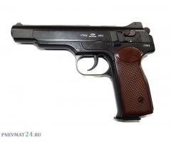 Пневматический пистолет Gletcher GLSN51 (АПС, Стечкина)