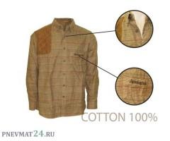 Рубашка Remington (коричневая)