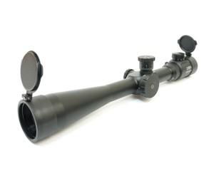 Оптический прицел ZOS 8-32x44 E-SF (R10, крест) 30 мм, подсветка