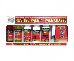 Охотничий набор Buck Expert (косуля) приманки и нейтрализаторы с DVD