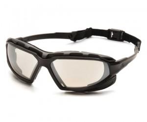 Очки тактические Pyramex Highlander-Plus SBG5080DT, зеркально-серые линзы (Anti-Fog)