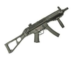 Страйкбольный пистолет-пулемет Cyma H&K MP5, складной приклад (CM.041)