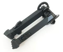 Сошки Leapers UTG на Weaver/Picattiny + на антабку, высота 15-22 см (TL-BP20Q-A)