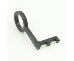 Оптоволоконная мушка Truglo для МР-512 зеленая 1,0 мм (пластик)