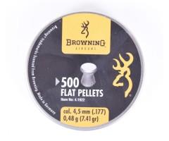 Пули Umarex Browning 4,5 мм, 0,48 грамм, 500 штук
