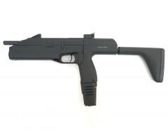 Пневматический пистолет-пулемет МР-661К-04 «Дрозд» эксп.