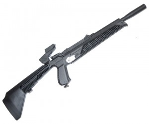 Пневматический пистолет-винтовка Baikal МР-651-07 КС (3 Дж)
