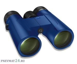 Бинокль Carl Zeiss Terra ED 10x42 голубой