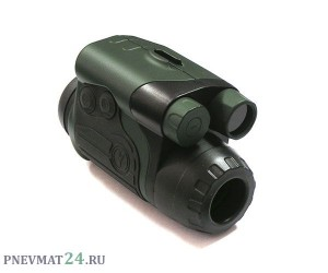 Монокуляр-очки ночного видения Yukon NVMT Spartan 1x24, с маской