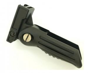 Тактическая рукоятка на Weaver складывающаяся, 3 положения (BH-GT01)