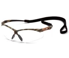 Очки стрелковые Pyramex PMXTREME SCM6310STP, камуфляж, прозрачные линзы (Anti-Fog)