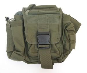 Сумка тактическая Leapers UTG, зеленая (PVC-P218G)