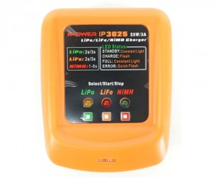 Зарядное устройство универсальное iPower IP3025 для LiPo/LiFe/NiMh