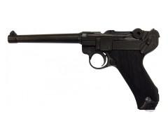 Макет пистолет Люгер Парабеллум P08 (Германия, 1898 г.) DE-1144