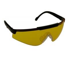 Очки стрелковые Sporty, желтые линзы (1060-5)