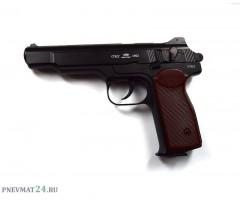 Пневматический пистолет Gletcher GLST51 (АПС, Стечкина)