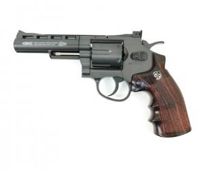 """Страйкбольный револьвер G&G G732 BK (4"""", Black) (CO2-732-PST-BNB-NCM)"""