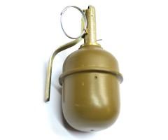 Макет учебно-тренировочной гранаты РГД-5