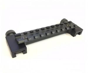 Кронштейн Лось 9М - Weaver удлиненный (Вилейка)