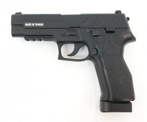 Страйкбольный пистолет KJW SigSauer P226E2 CO₂ (KP-01-E2.CO2)