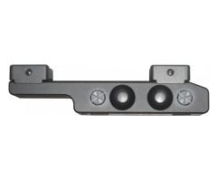 Быстросъемный кронштейн Innomount с верхним основанием под LM-шину, 11 мм
