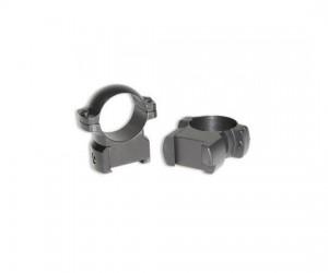 Кольца не быстросъемные 30 мм на CZ 550, средние, матовые, металл