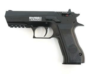 Пневматический пистолет Swiss Arms 941 (Jericho)