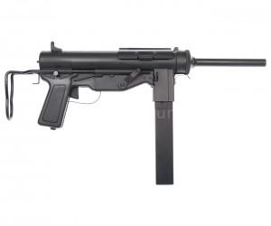 Страйкбольный пистолет-пулемет Snow Wolf M3A2 «Grease gun» EBB (SW-06-01)