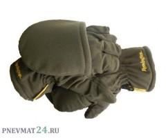 Перчатки-варежки Remington (зеленый)
