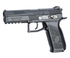 Пневматический пистолет ASG CZ P-09 Duty blowback (пулевой)