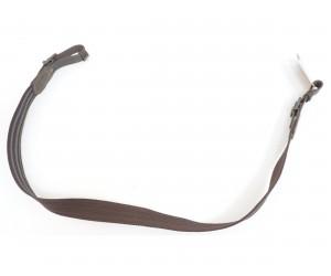 Ремень Vektor для ружья из полиамидной ленты, коричневый, шир. 35 мм (Р-7 к)