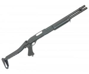Страйкбольный дробовик Cyma Remington M870, складной приклад (CM.352LM)