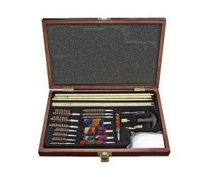 Набор для чистки DAC универсальный, в деревянном кофре 35 предметов