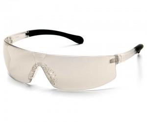 Очки стрелковые Pyramex Provoq S7280S, зеркально-серые линзы