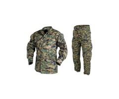 Форма компл. куртка+штаны Digital Woodland L